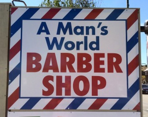 A Man's World Barber Shop