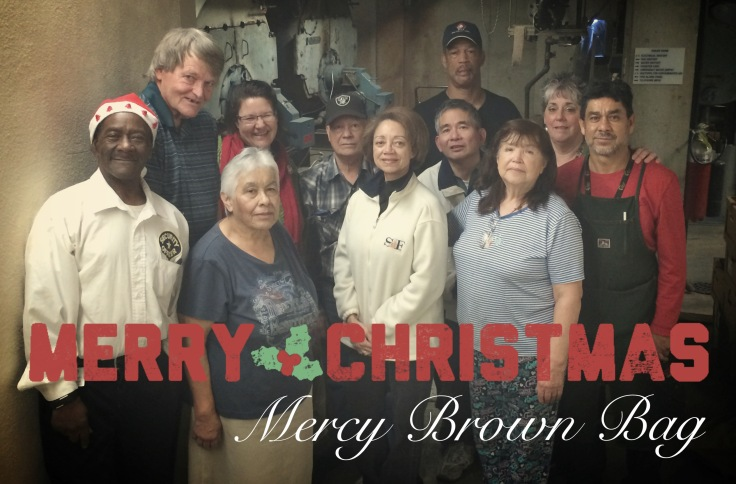 mercy brown bag christmas