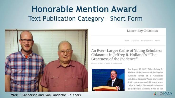 ldspma_praiseworthy award_FB